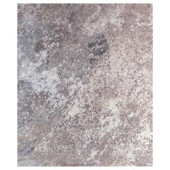 Sand Pebbles - Multi-Color Modern Hand Knotted Wool Silk Rug