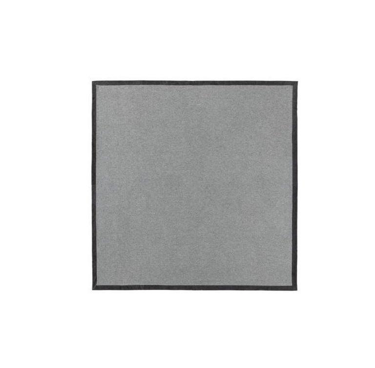 Modern Molteni&C Sand Plaid Blanket Marta Ferri Design Wool For Sale