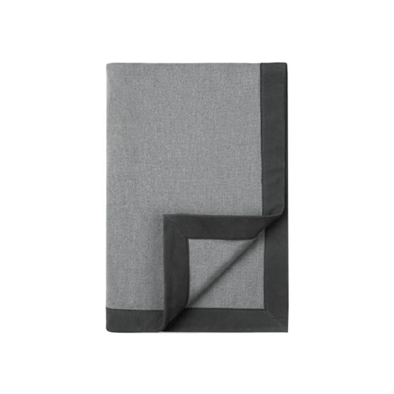 Molteni&C Sand Plaid Blanket Marta Ferri Design Wool For Sale
