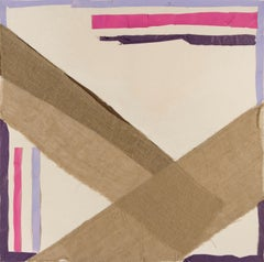 Untitled, Undated - Mixed Media, British Abstraction - Sandra Blow (Abstract)