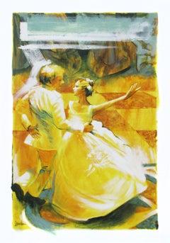 Fairy Tale, Painting, Oil on Canvas