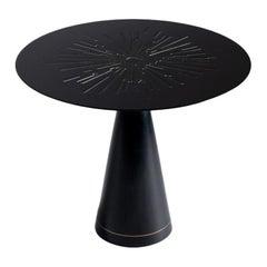 "Sandra Nunnerley, ""Solaris Black Bronze,"" Side Table, United States, 2018"