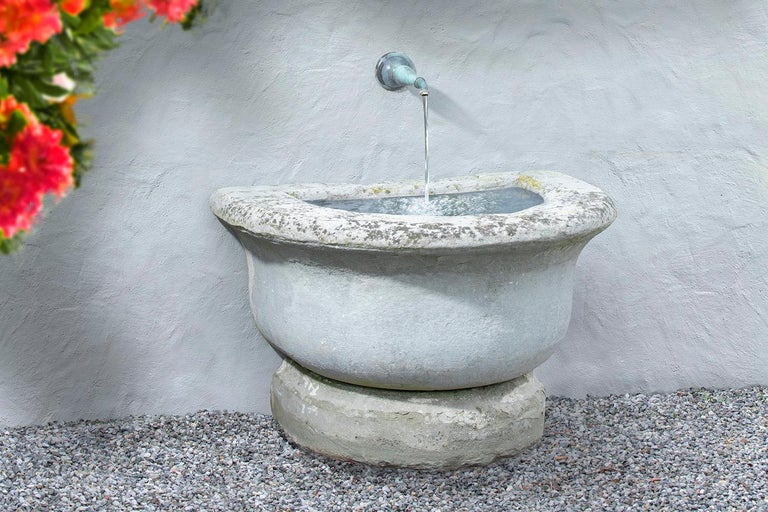 Sandstone Well, 19th Century, East of Switzerland For Sale 1