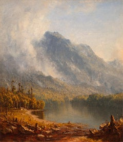 "Study for ""Morning in the Adirondacks, 1867"""