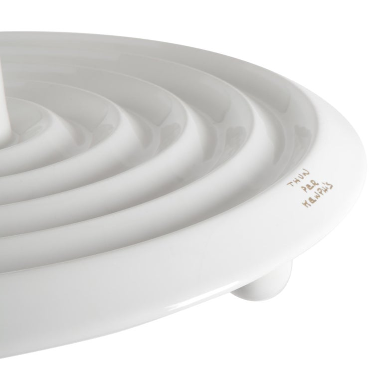 Modern Santa Ana Ceramic Ceiling Lamp EU 220 Volts, by Matteo Thun for Memphis Milano  For Sale