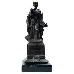 Santa Barbara Sculpture, German