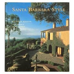 Santa Barbara Style Kathryn Masson Book