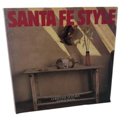 Santa Fe Style Book