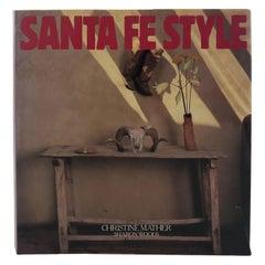 Santa Fe Style Hardcover Book