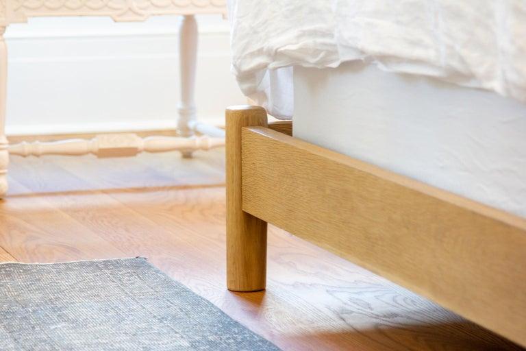 American Santa Rosa White Oak Bed For Sale