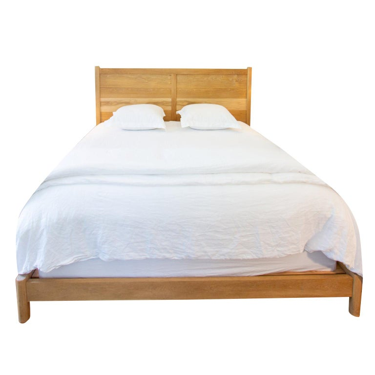 Santa Rosa White Oak Bed For Sale