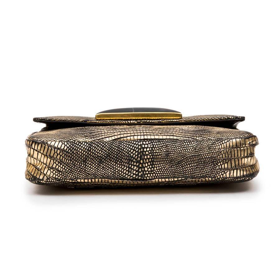 1stdibs Santesteban Bag In Golden Lizard b1oA5Hy