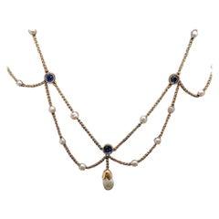 1940s Choker Necklaces