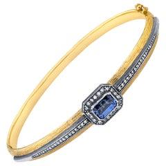 Arman Sarkisyan Sapphire and Diamond Bracelet