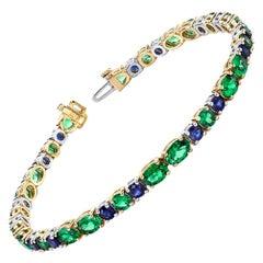 Artisan Tennis Bracelets