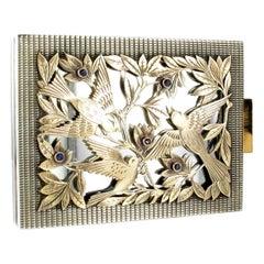 Sapphire Vanity Case by Boucheron