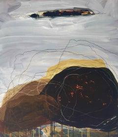 Incoming Tide: Painting by Sara Dudman RWA