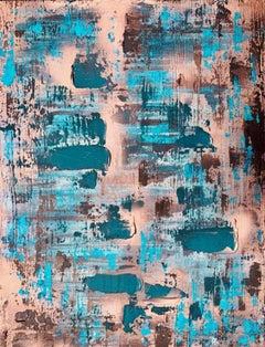 Sarah Berger, The Veil, Original Abstract Art, Affordable Original Art