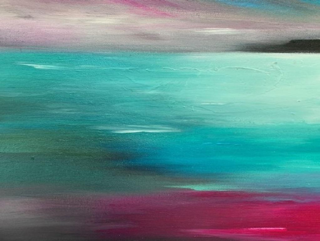 Sarah Berger, Spectacular, Original Affordable Art, Abstract Painting