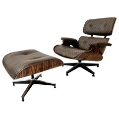Sarah Coleman: Louis Vuitton Eames Lounge Chair and Ottoman