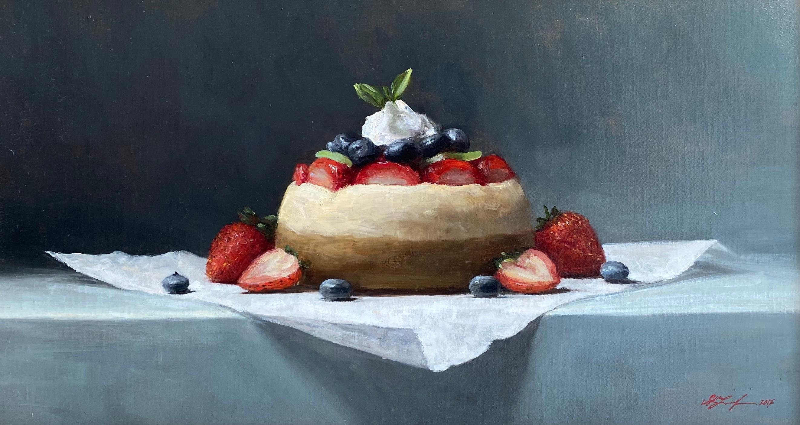 Petite Cheesecake