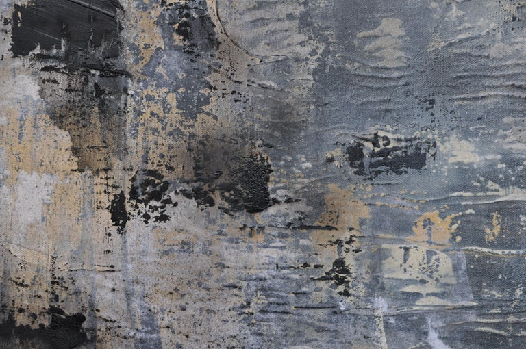 Ghosts, Mixed Media on Canvas For Sale 1