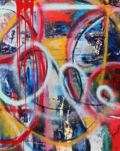 Treaties, Mixed Media on Canvas