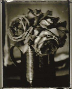 Roses, Framed Gelatin Silver Print, 1997