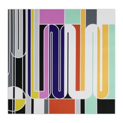 Geigy, C-Print, Abstract Art, Contemporary Art, Geometric Abstraction