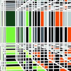 Rock Creek (Capital), Geometric Abstraction, Contemporary Art, 21st Century