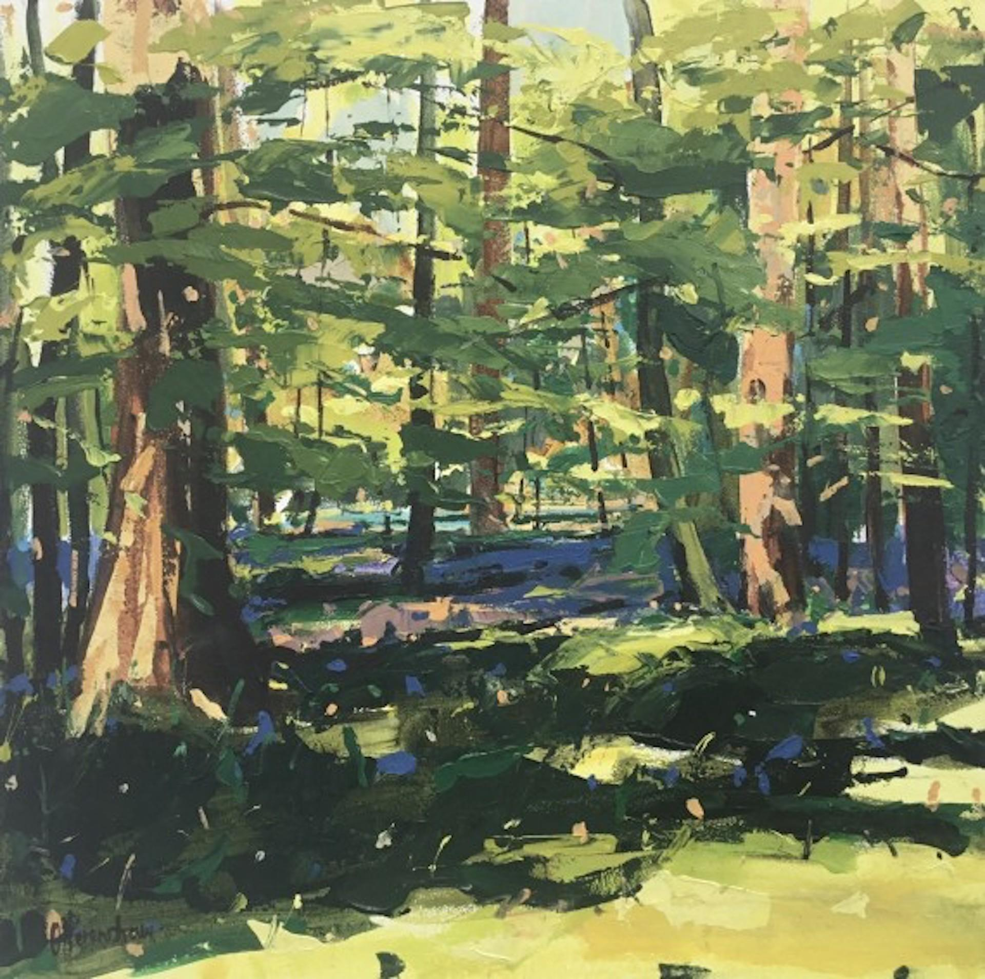 Sarah Ollerenshaw, I Held You in My Heart, Original Landscape Painting