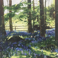 Sarah Ollerenshaw, The Sound of Your Love, Original Landscape Painting