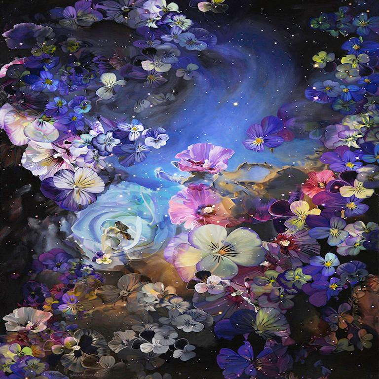 Flower Nebula For Sale 1