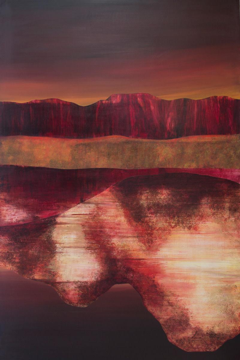 Last Light at Red Rocks