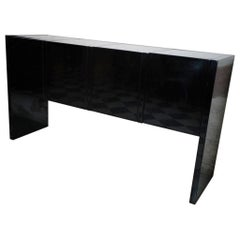 Saratoga Sideboard by Massimo and Lella Vignelli, by Poltronova, 1964