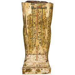 Sarcophagus, 722-332 A.C, Egypt