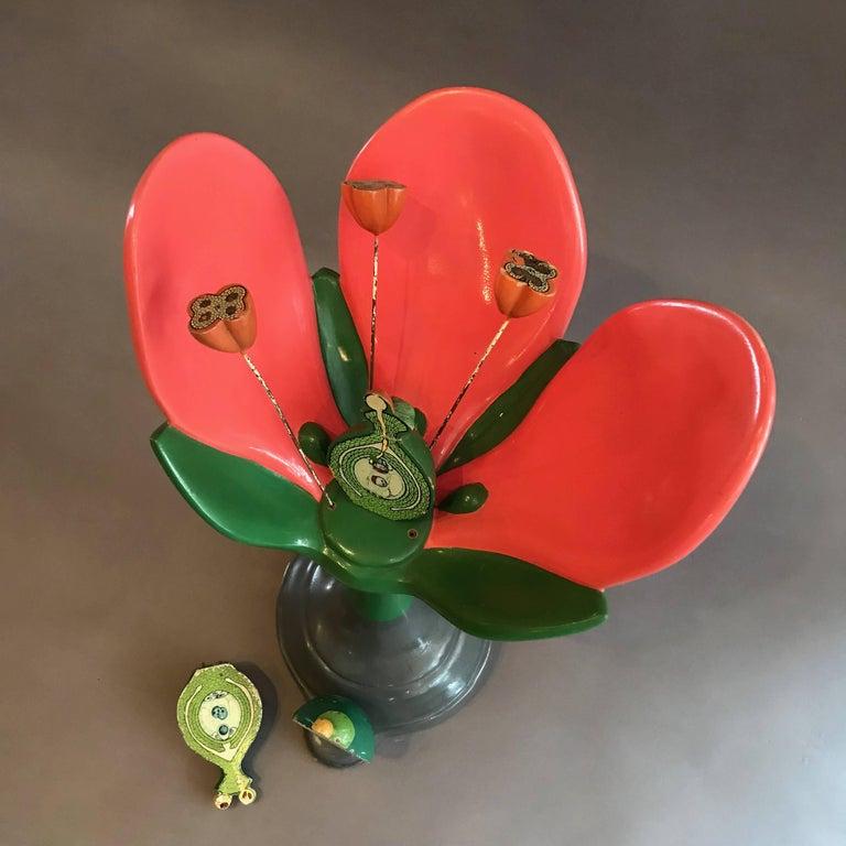 20th Century Sargent-Welch Scientific Flower Botanical Model