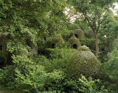 "84 Huts (Beatles Ashram-Rishikesh, India) 40""x50"" large format photograph (ed.5)"