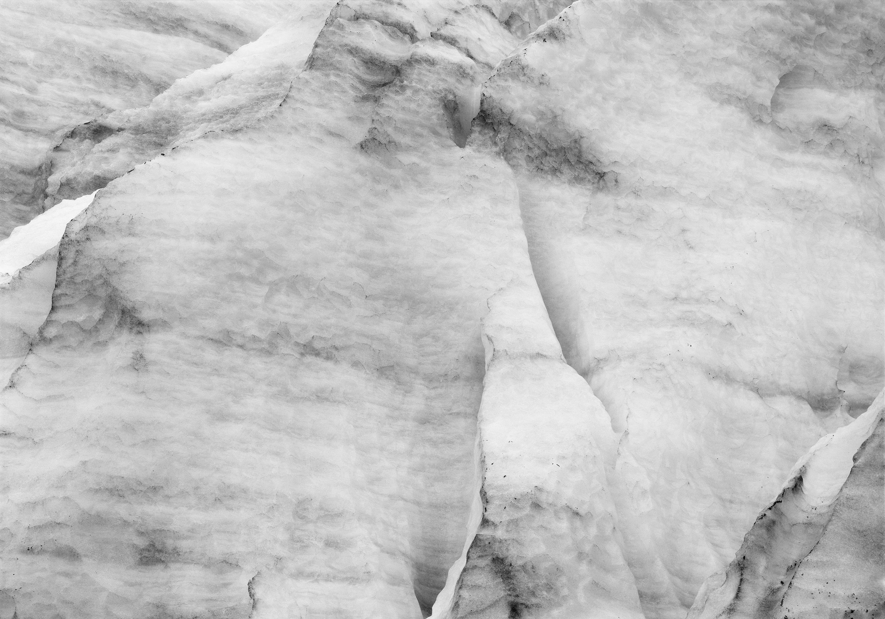 """Ice, 05 (40""""x55"""" limited edition photograph)"""