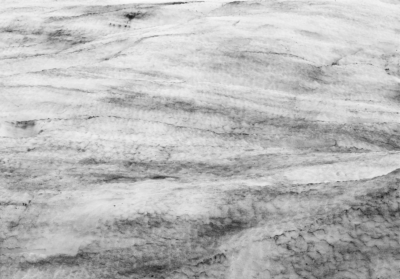 """Ice, 08"" Minimalist Landscape, Silver Gelatin Print, limited edition"