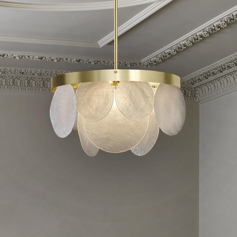 British Sasha Chandelier For Sale