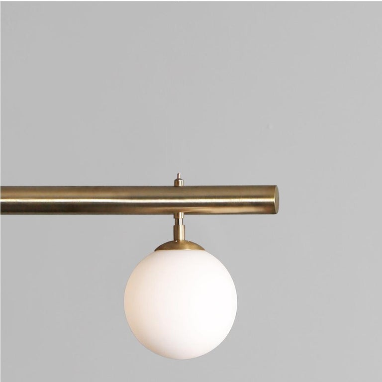 Satellite II, sculpted pendant by Paul Matter