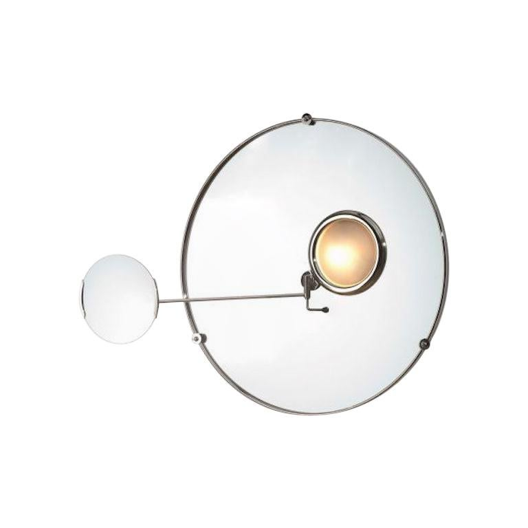 Satellite Mirror by Eileen Gray for Ecart For Sale