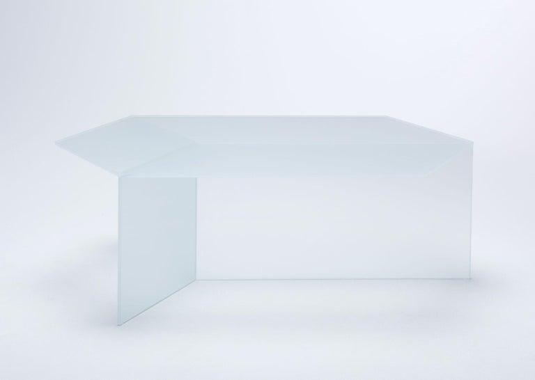 Contemporary Satin Glass