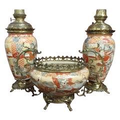 Satsuma Japanese Pottery