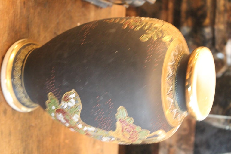 Japanese Satsuma Vase, Late 19th-Early 20th Century For Sale