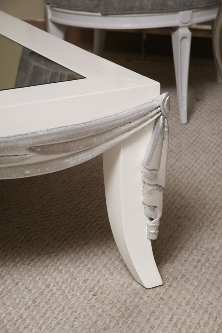 Saturday Sales James Mont Style Coffee Table For Sale 2