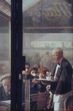 Waiter, Paris, 1959
