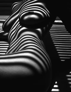 Film Strip, Photography, Nude, Black and White, Portrait, Signed