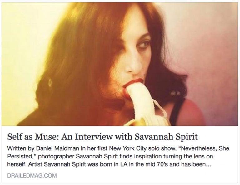Savannah Spirit, Film Strip For Sale 1